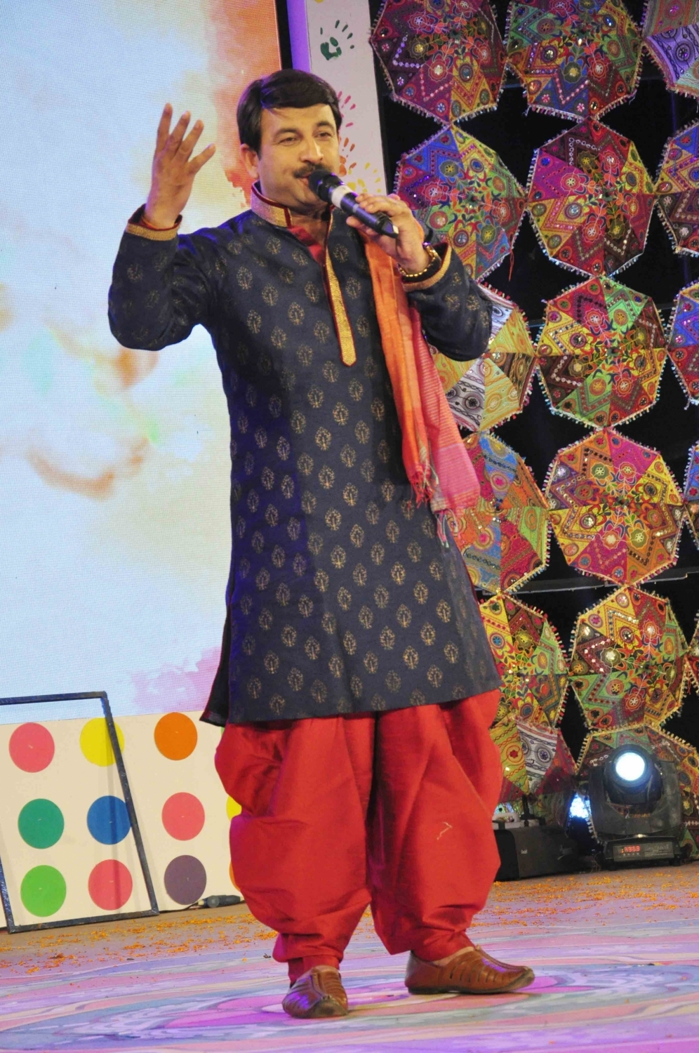 Manoj Tiwari Dallas